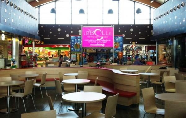 Centro commerciale   Le Bolle